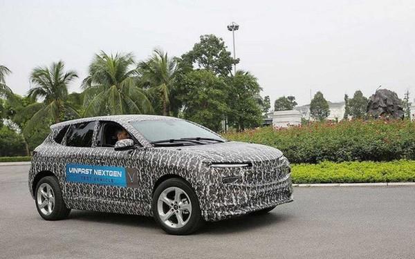Grup VinFast akan menjual mobil listrik di pasar AS pada tahun 2021 - ảnh 1