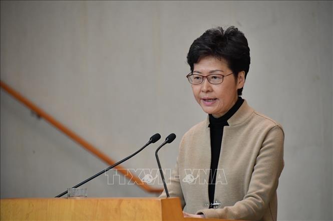 Pemerintahan Hong Kong (Tiongkok) berkomitmen melakukan kerjasama secara lengkap dengan undang-undang keamanan nasional - ảnh 1