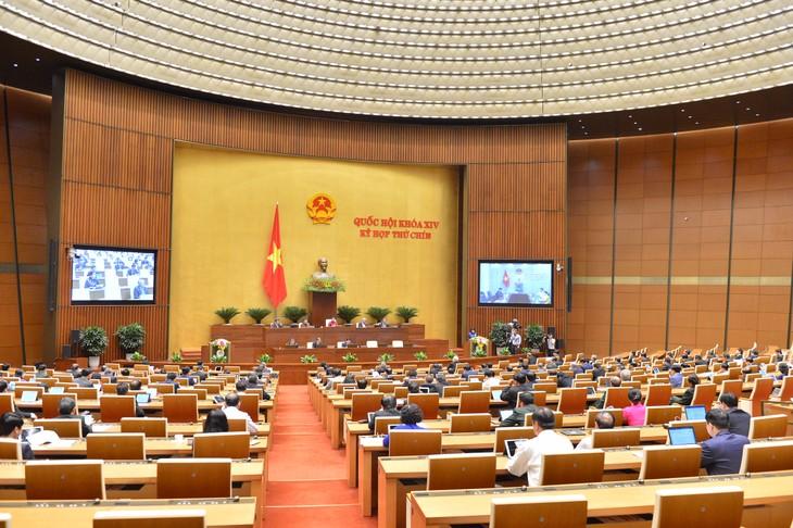 MN Vietnam meratifikasi dua naskah penting, membuka peluang untuk mendekati pasar Uni Eropa - ảnh 1