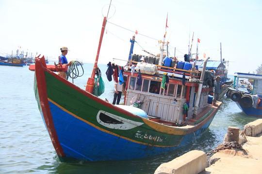 Vietnam menuntut kepada Tiongkok supaya melakukan investigasi, mengklarifikasi  dan berkoordinasi untuk menangani kapal penangkap ikan QNg 96416 TS di kawasan Hoang Sa  - ảnh 1