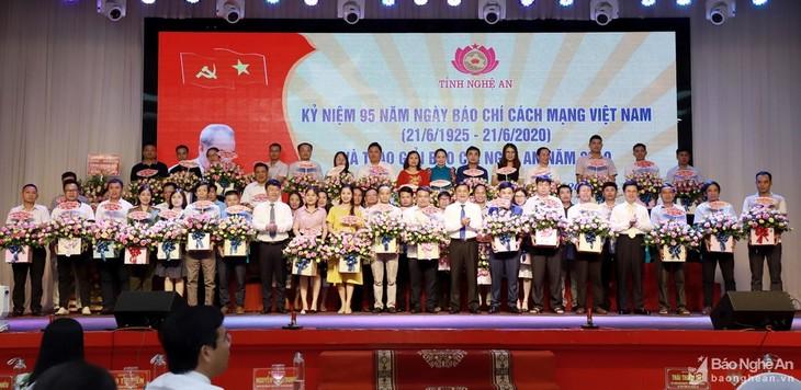 Menyambut Hari Pers Revolusioner Vietnam (21/6) - ảnh 2