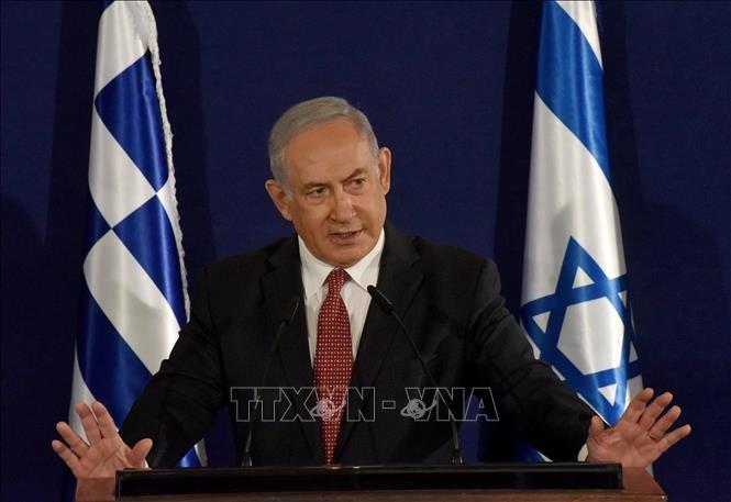 PM Israel terus membahas rencana penggabungan kawasan Tepi Barat - ảnh 1
