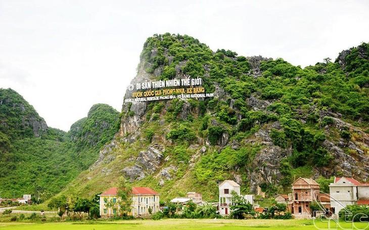 Memperkenalkan sepintas lintas tentang Taman Nasional Phong Nha - Ke Bang - ảnh 2