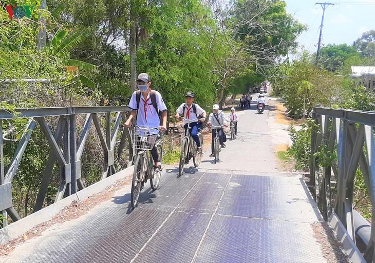 Daya hidup baru di Hutan U Minh Ha - ảnh 3