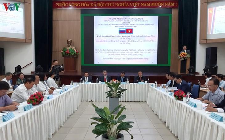 Vietnam menjadi mitra tepercaya dan sahabat prospektif bagi Rusia - ảnh 1