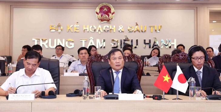 Konferensi Online Promosi Investasi Vietnam – Jepang - ảnh 1