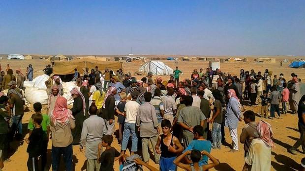 DK PBB membolehkan mengadakan kembali bantuan lintas perbatasan bagi Suriah - ảnh 1