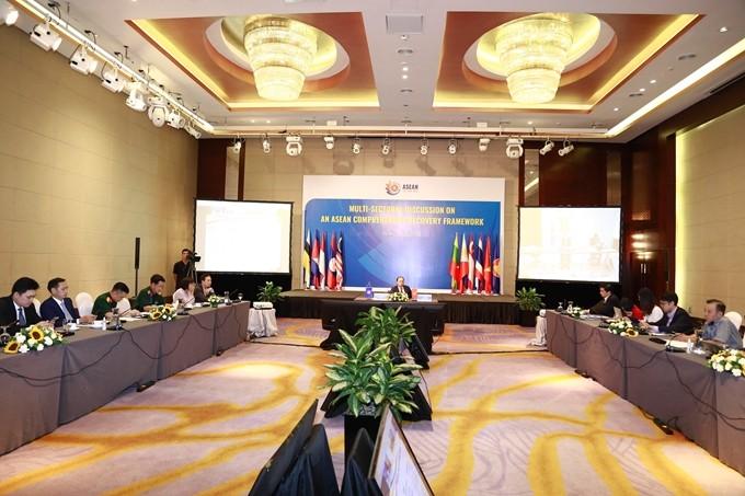 ASEAN 2020: Setuju membuat peta jalan pemulihan untuk ASEAN - ảnh 1