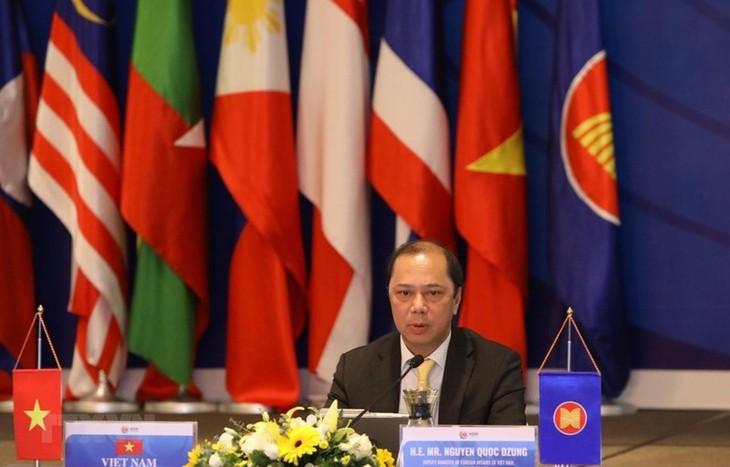 Konferensi Para Pejabat Senior 18 Negara Peserta KTT Asia Timur (EAS) - ảnh 1