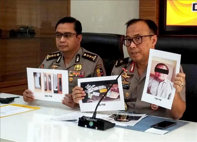 """Hukuman yang serius untuk benggolan """"anak cabang"""" organisasi Al-Qaeda di Indonesia - ảnh 1"""
