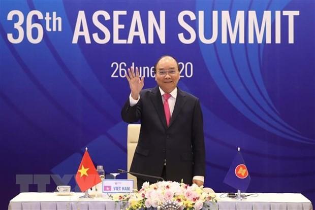 Koran Malaysia menonjolkan sumbangan Vietnam dalam ASEAN - ảnh 1