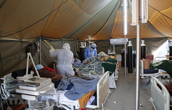 Wabah Covid-19: Hampir 642.000 kasus kematian di seluruh dunia - ảnh 1