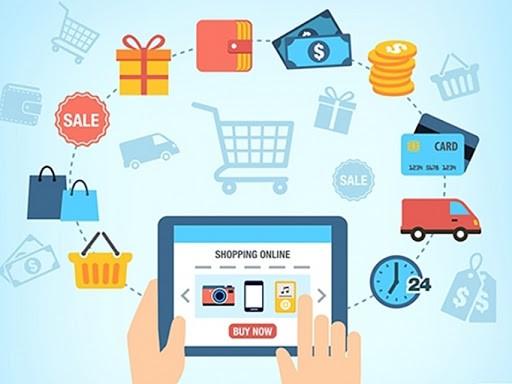 Memperkenalkan sepintas e-commerce  di Vietnam - ảnh 2