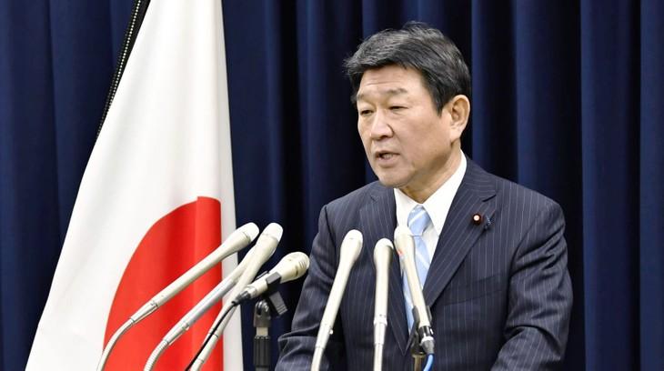 Jepang dan Tiongkok sepakat mendorong pemulihan kembali mobilitas antara dua negara - ảnh 1