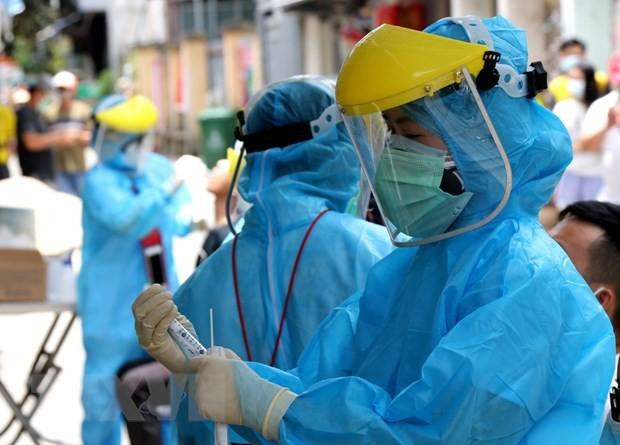 Dunia akan segera mencapai 20 juta kasus terinfeksi Covid-19 – Banyak tempat panas yang rumit - ảnh 1