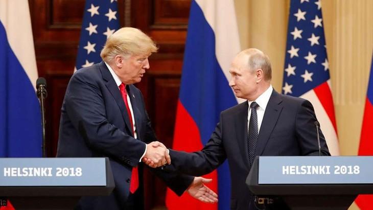 KTT AS-Rusia mungkin berlangsung sebelum Pilpres AS - ảnh 1