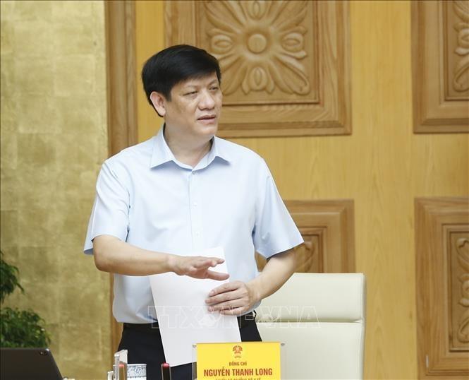 Wabah Covid-19: Kementerian Kesehatan Vietnam terus memperkuat kemampuan dalam melakukan tes - ảnh 1