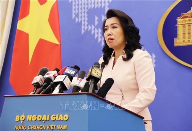 Kegiatan di kawasan kepulauan Truong Sa Vietnam tanpa diizinkan oleh Vietnam tidak bernilai - ảnh 1