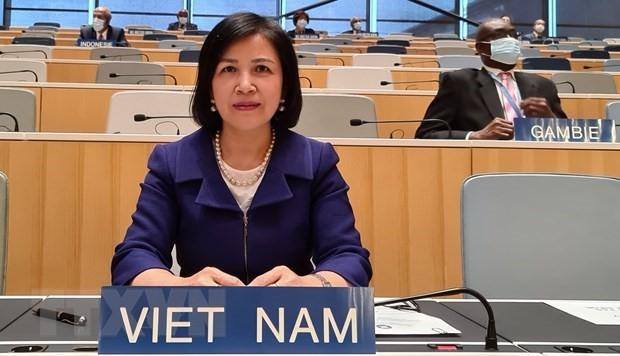 Vietnam menghadiri persidangan ke-61 Dewan-Dewan negara-negara anggota WIPO - ảnh 1