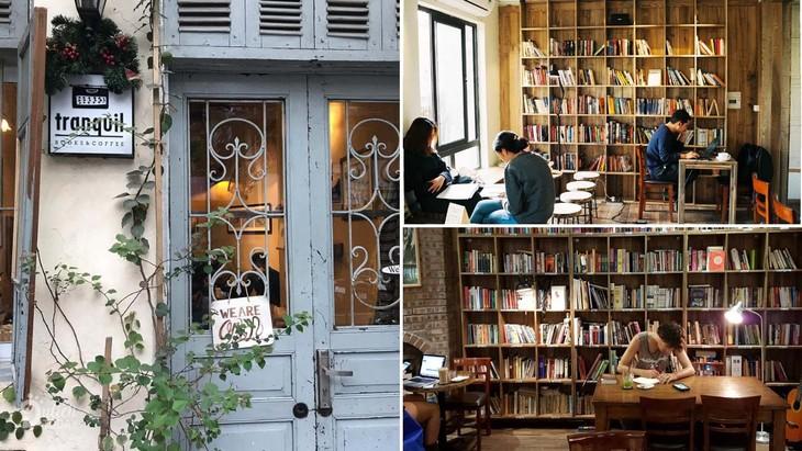 Perkenalan tentang Pantangan Orang Vietnam pada Hari Raya Tet dan Warung Kafe Pustaka di Hanoi - ảnh 2