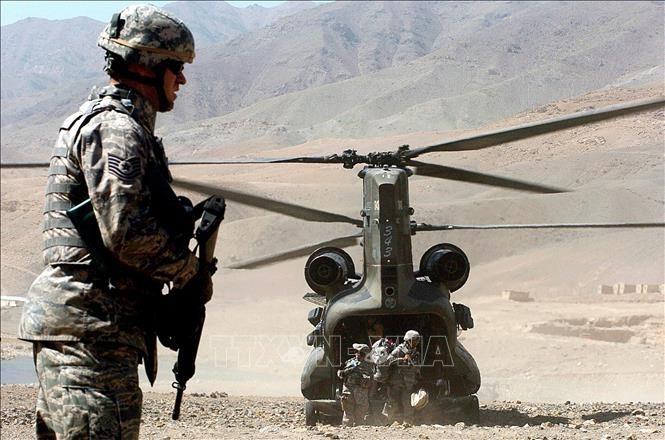 AS Dorong Upaya Perdamaian di Afghanistan - ảnh 1
