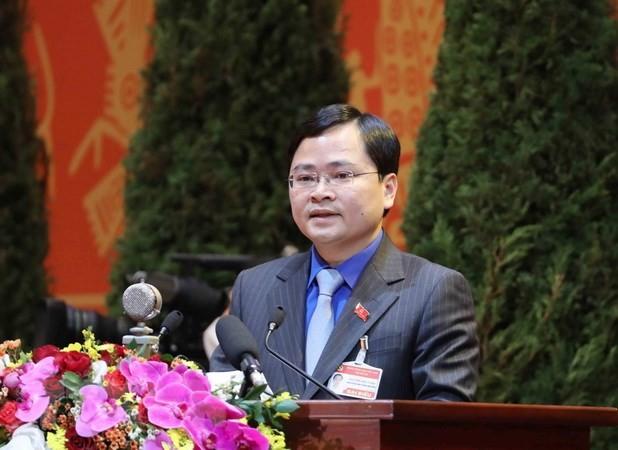 """Pengurus Besar Liga Pemuda Komunis Ho Chi Minh Berikan Lencana Peringatan """"Demi Generasi Muda"""" kepada 78 Individu - ảnh 1"""