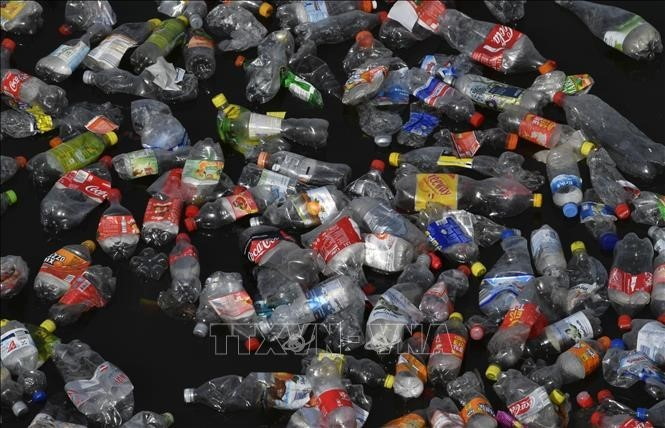 Intelektual Muda ASEAN dan Jepang Ajukan 13 Rekomendasi untuk Mengurangi Polusi Sampah Plastik - ảnh 1