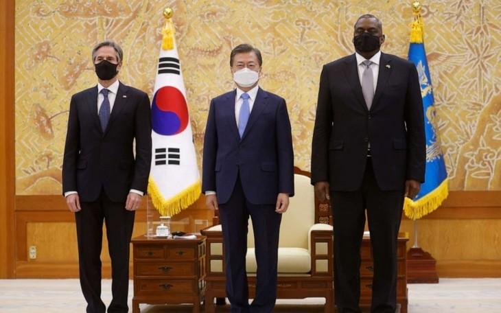 Republik Korea – AS Menentang Semua Tindakan yang Timbulkan Instabilitas Ketertiban Internasional - ảnh 1