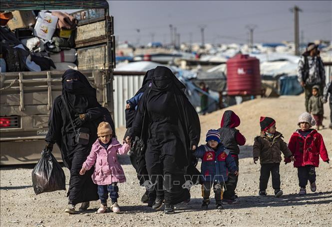 Komitmen Komunitas Internasional Berikan Bantuan Sebesar 6 Miliar USD kepada Suriah - ảnh 1
