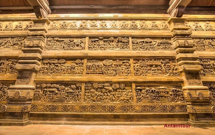 Perkenalan Sepintas tentang Uang Peringatan Vietnam dan Pagoda Tam Chuc - ảnh 2