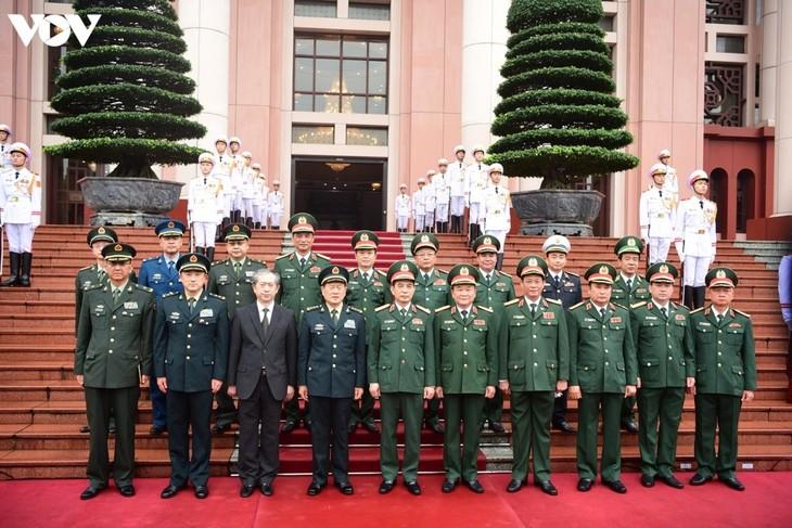 Vietnam Dorong Hubungan Kemitraan Kerja Sama Strategis dan Komprehensif dengan Tiongkok - ảnh 2