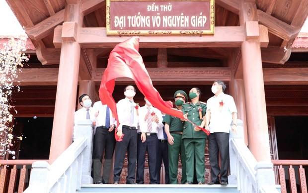 Berbagai Kegiatan Peringati  67 Tahun Kemenangan Bersejarah Dien Bien Phu 07/05/1954 – 07/05/2021 - ảnh 1