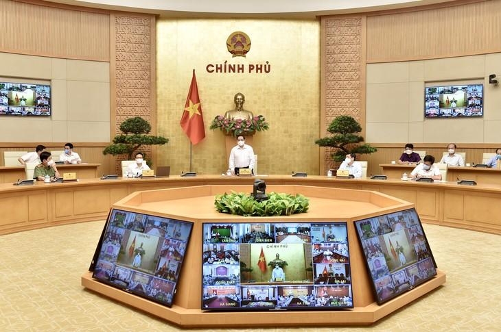 Perkenalan Sepintas tentang Penghargaan Kualitas Nasional di Vietnam dan Situasi Pencegah dan Pengendalian Wabah Covid-19 di Vietnam saat ini - ảnh 2