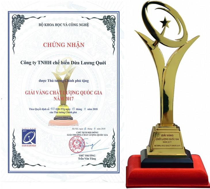 Perkenalan Sepintas tentang Penghargaan Kualitas Nasional di Vietnam dan Situasi Pencegah dan Pengendalian Wabah Covid-19 di Vietnam saat ini - ảnh 1