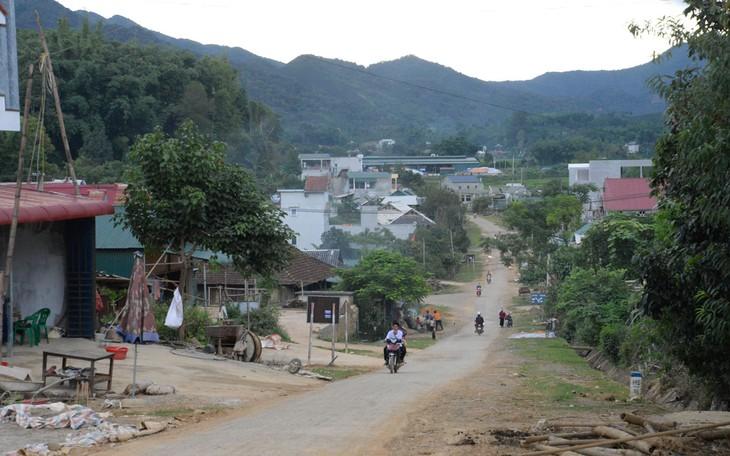 Warna Baru di Kampung Revolusi Muong Chanh - ảnh 1
