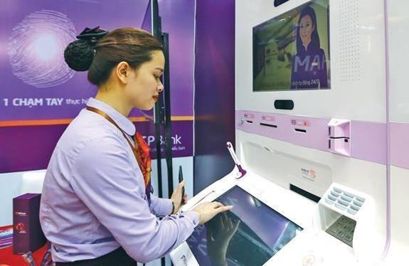 Digital transformation to optimize banking activities - ảnh 1