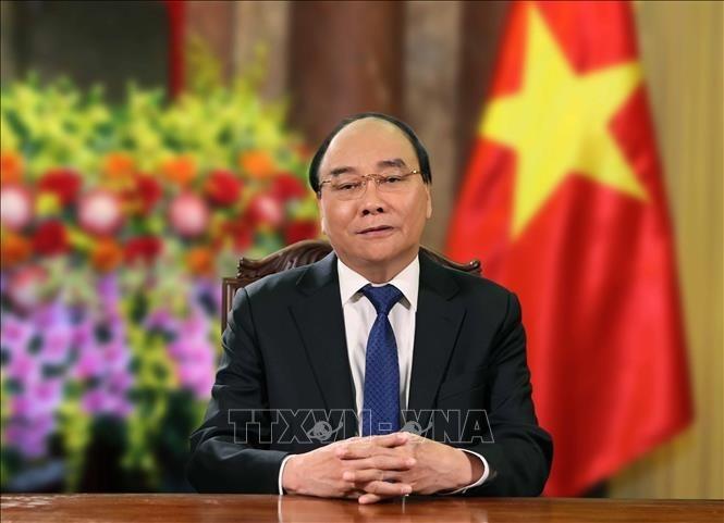 Presiden Nguyen Xuan Phuc Kirimkan Surat Sehubungan Dengan Festival Medio Musim Gugur kepada Anak-Anak - ảnh 1