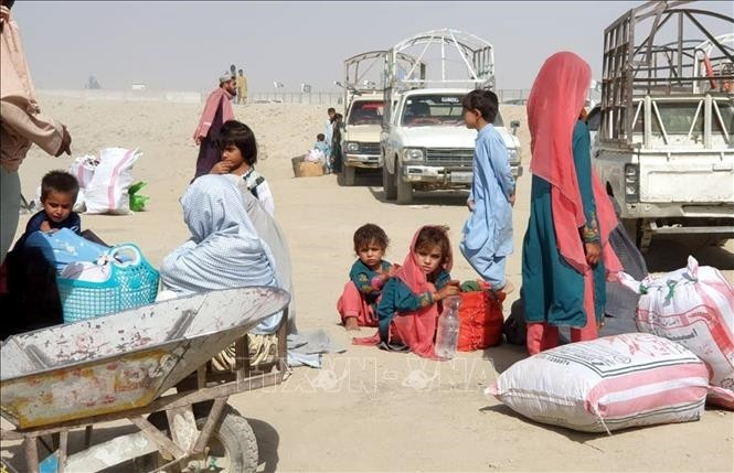 Komunitas Internasional Berupaya Tangani Masalah Afghanistan - ảnh 1