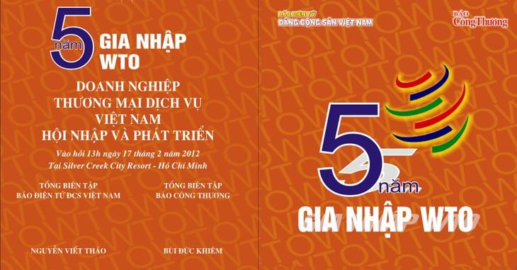 Seminar für vietnamesische Handelsunternehmen nach fünf Jahren in der WTO - ảnh 1