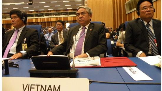 Vietnam unterstützt den Plan von IAEA für Atomsicherheit - ảnh 1