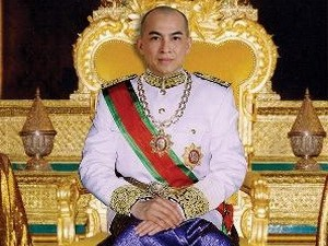 Kambodschas König Norodom Shihamoni beendet seinen Vietnambesuch - ảnh 1