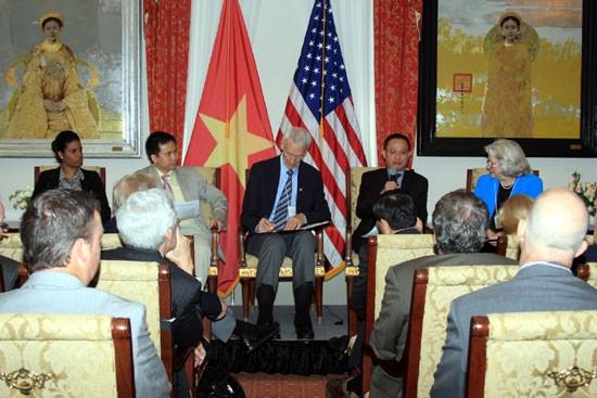 Perspektiven der Vietnam-USA-Kooperation im Bildungswesen - ảnh 1