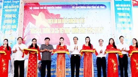 Veranstaltungen zur Woche des Meeres und der Inseln Vietnams 2013 - ảnh 1