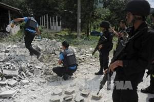 Thailand: Waffen und Sprengstoff in Bangkok entdeckt - ảnh 1