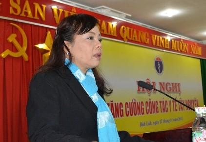 Erneuerung des Gesundheitssystems im Hochland Tay Nguyen  - ảnh 1