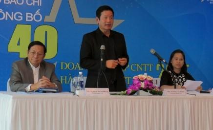 Werbung für Top 40 IT-Unternehmen Vietnams - ảnh 1