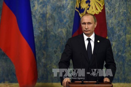 Russlands Präsident lobt Erfolge der Sicherheitsbehörde beim Kampf gegen den Terrorismus - ảnh 1