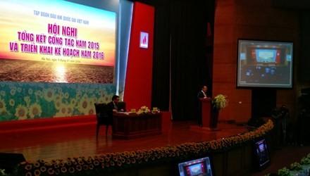 Vietnam will im Jahr 2016 die Erdölerschießung verstärken - ảnh 1