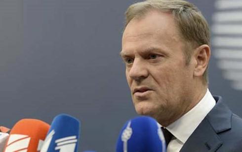 EU-Ratspräsident warnt vor dem Scheitern der Vereinbarung mit Großbritannien - ảnh 1