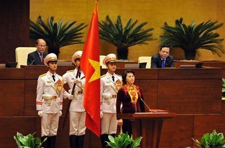 Neuer Eindruck des vietnamesischen Parlaments - ảnh 1